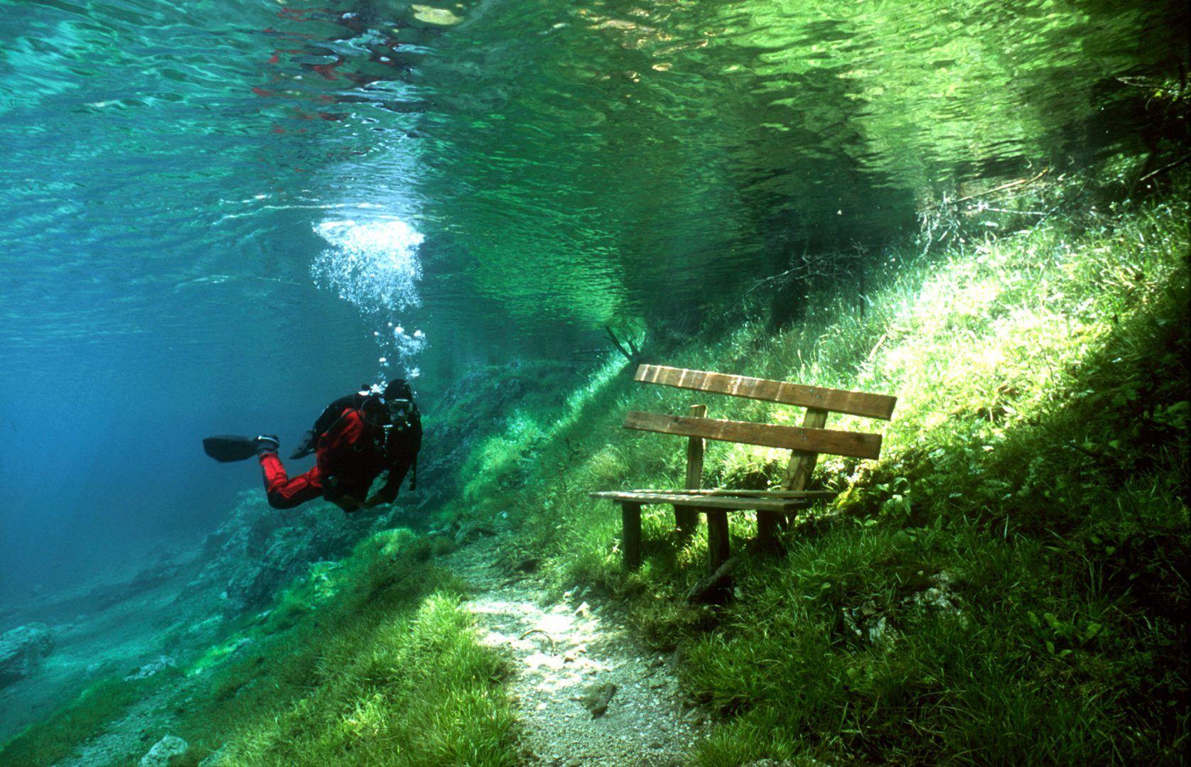 Grüner See Steiermark