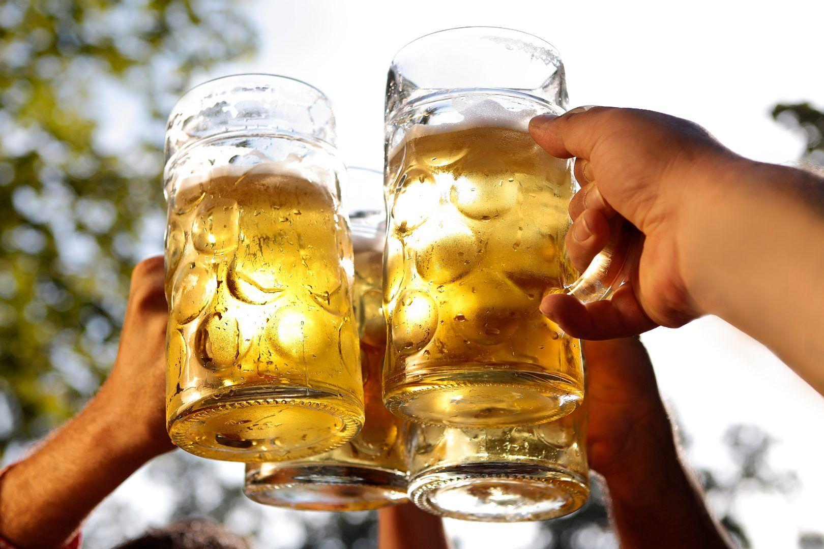 Geschichte der Biergärten Schon gewusst Info