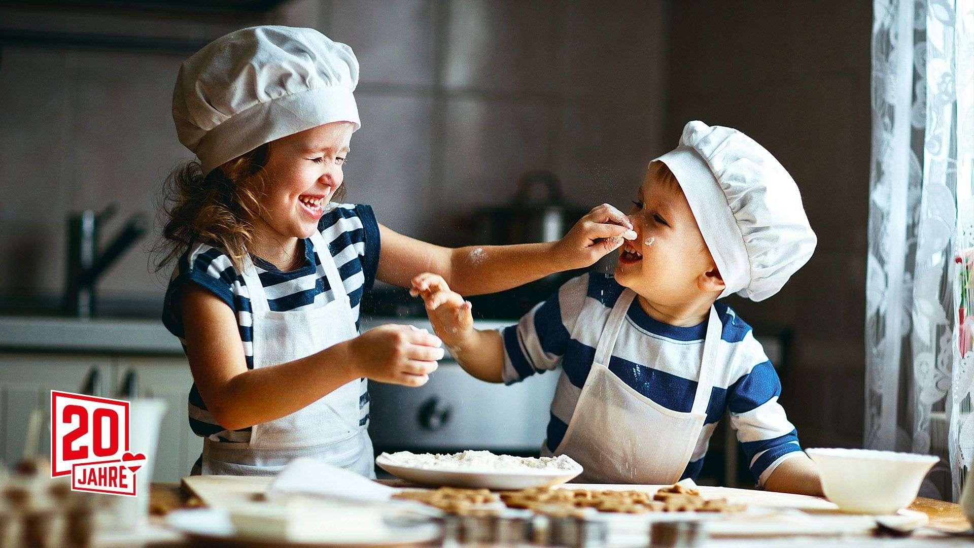 5 Tipps fürs Backen mit Kindern von Lidl Österreich