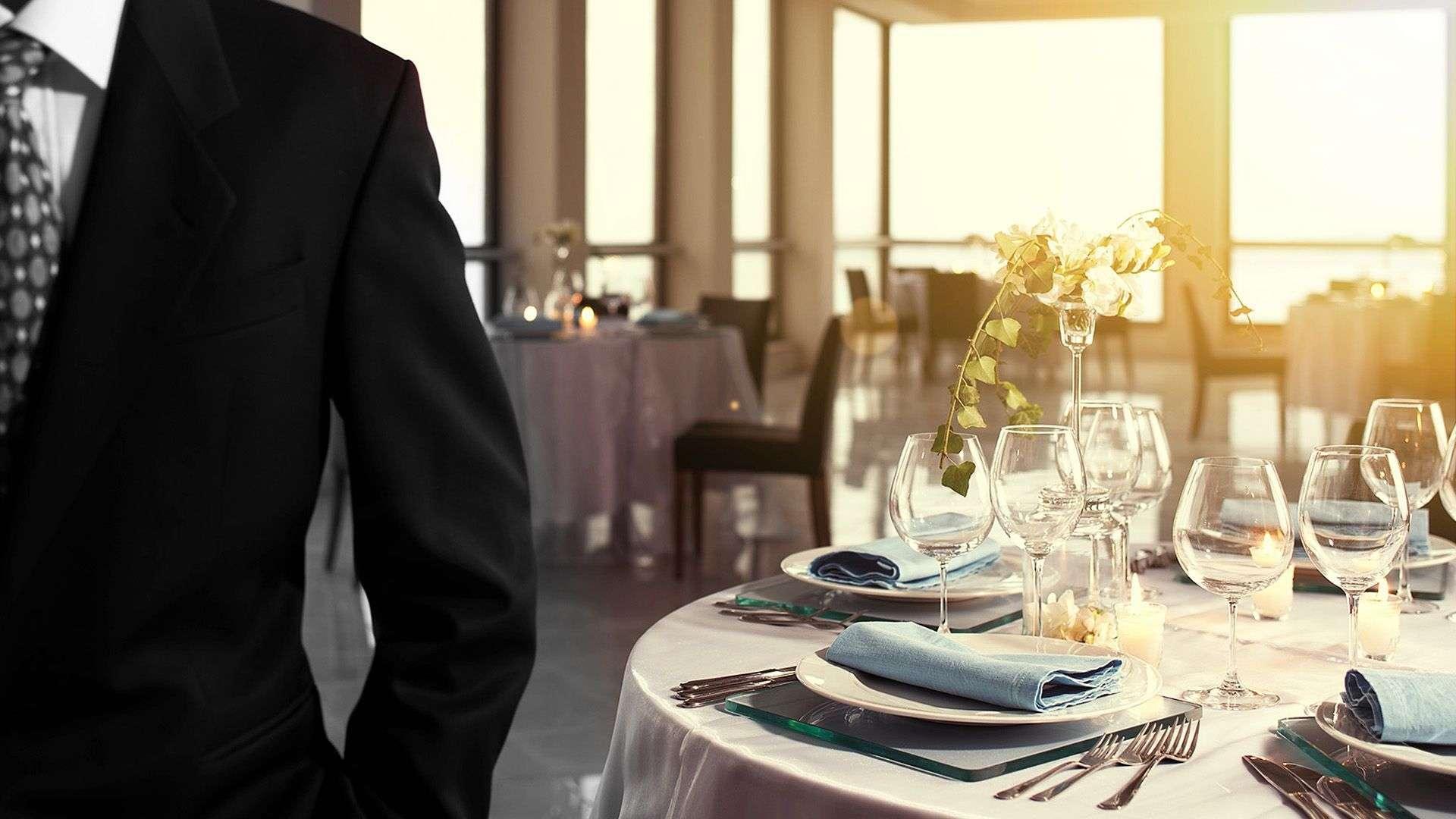 Ein Abend im Nobelrestaurant Knigge von Lidl Österreich