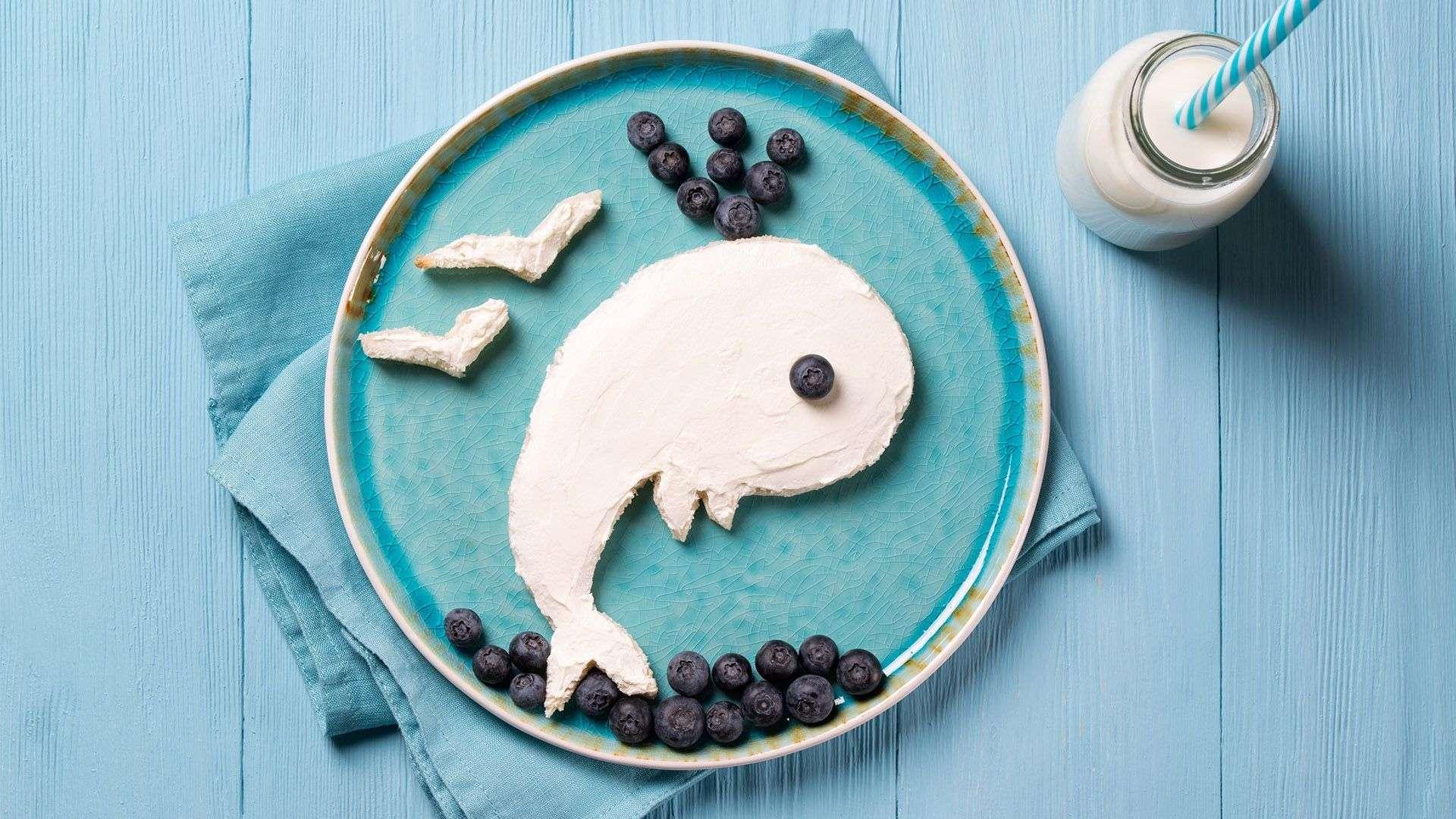 Frühstücksbrot für kleine Meeresforscher von Lidl Österreich