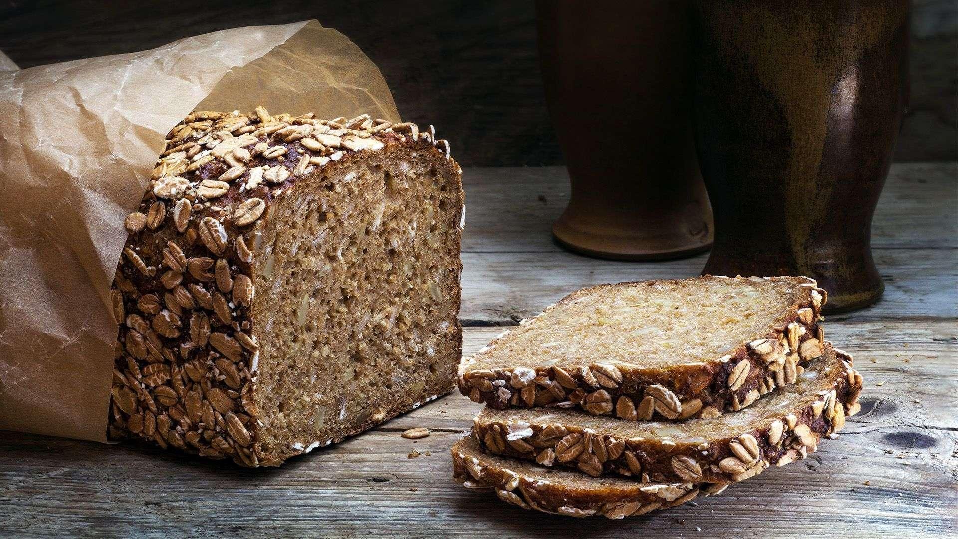 Basisrezept für echt köstliches glutenfreies Vollkornbrot von Lidl Österreich