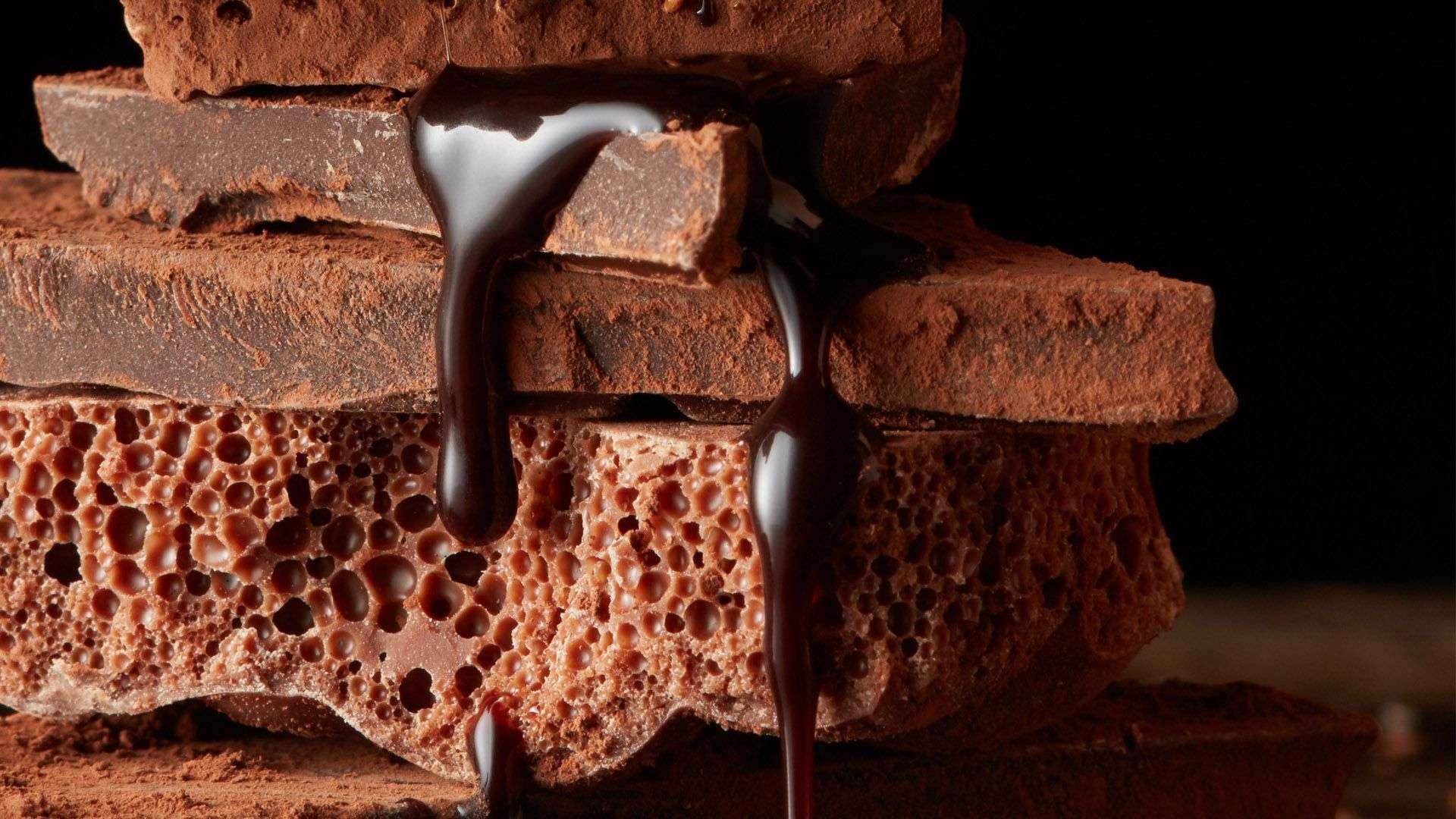 Rezepte für 5 vegane Rezept-Ideen für echte Naschkatzen aus Schokolade von Lidl Österreich