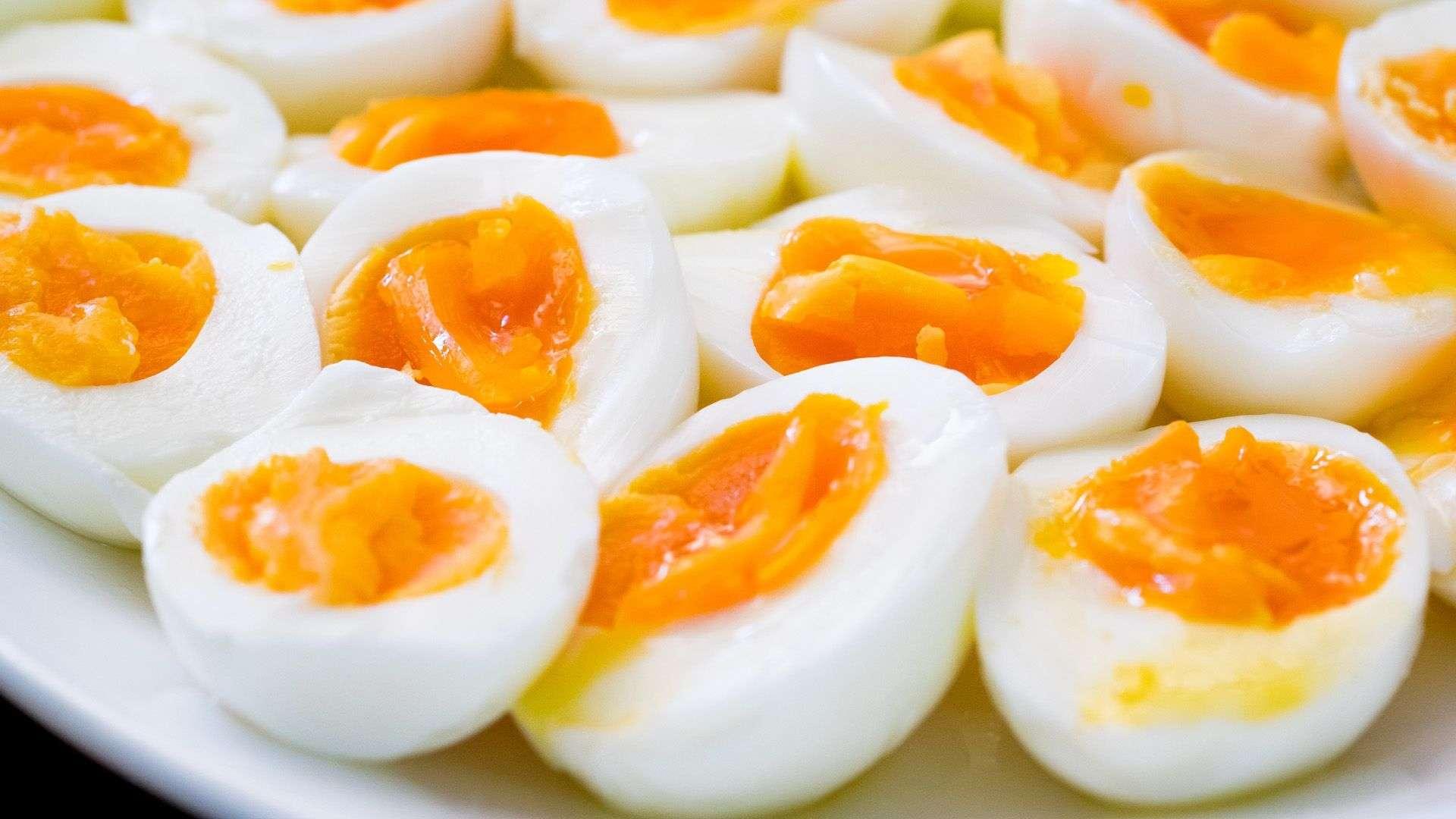 Beitrag über 5 Rezept-Ideen für hartgekochte Eier von Lidl Österreich